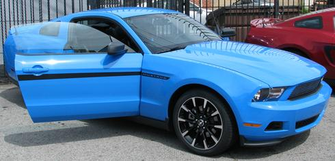 Mustang Club Of America >> 2011 Special Edition Mustang For Mustang Club Of America
